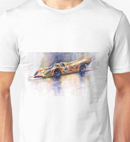 Porsche 917 K Martini Kyalami 1970 Unisex T-Shirt