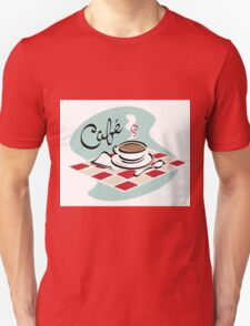 Coffee Cafe T-Shirt