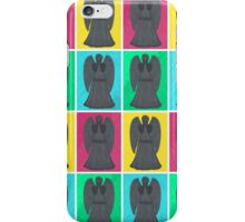 Weeping Angels Pop Art iPhone Case/Skin