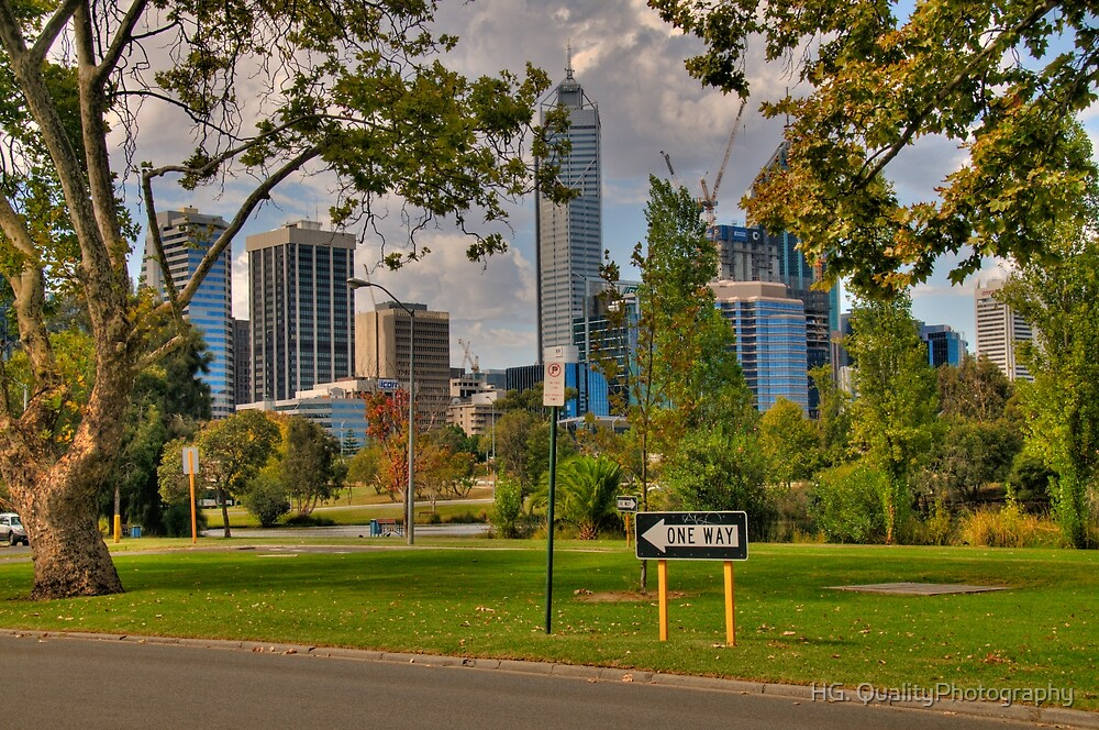 Central Perth by HG. QualityPhotography
