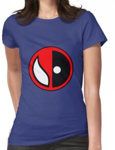 Spideypool Womens Fitted T-Shirt