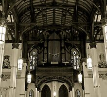 St Stephen Church Organ New Orleans ST by GJKImages