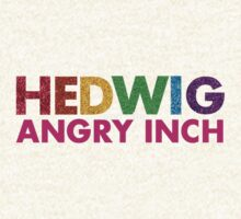 Hedwig and the Angry Inch Pride - glitter by Michelle Compton