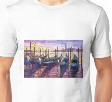 Italy Venice Early Mornings Unisex T-Shirt