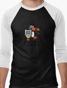 EPHIXA LEGEND OF ZELDA LOGO Men's Baseball ¾ T-Shirt
