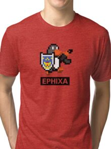 EPHIXA LEGEND OF ZELDA LOGO Tri-blend T-Shirt
