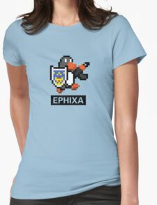 EPHIXA LEGEND OF ZELDA LOGO Womens Fitted T-Shirt