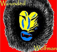 """""""Wounded Wolfman"""" by ButtUglyCrazy"""