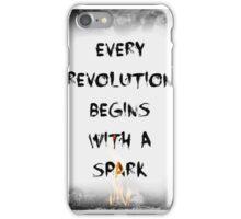 Hunger Games 1 iPhone Case/Skin