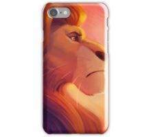 Lion King 2 iPhone Case/Skin