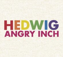 Hedwig and the Angry Inch Pride by Michelle Compton