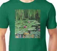 ..carpet of Waterlila.. Unisex T-Shirt