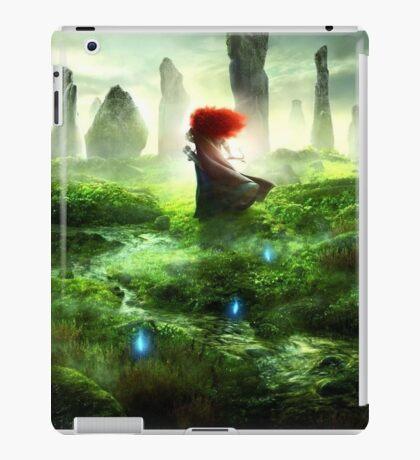 Brave iPad Case/Skin