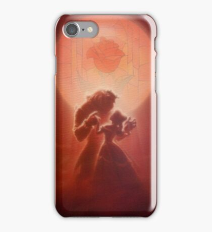 Beauty & The Beast 1 iPhone Case/Skin