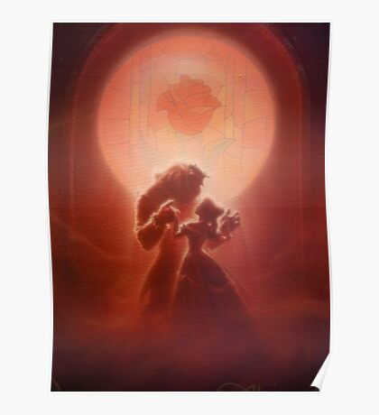 Beauty & The Beast 1 Poster
