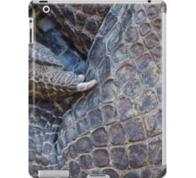 Gator Belly Hand Thigh iPad Case/Skin