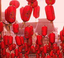 Sea of Lanterns by Barnbk02