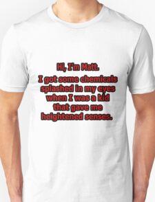 Daredevil Inspired Designs T-Shirt