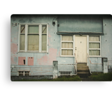 Flat Number 2 Canvas Print