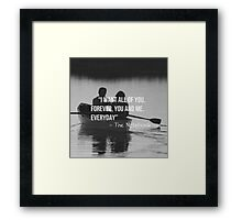 The Notebook 1 Framed Print