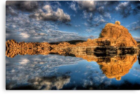 Sky vs Sky by Bob Larson