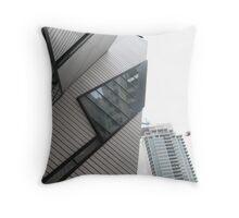 Skyline in Toronto Throw Pillow
