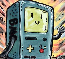 Who wants to play a video game? by Mark Gagne