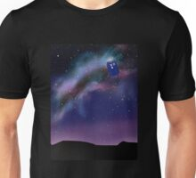 Time and Relative Dimension...In Space! Unisex T-Shirt