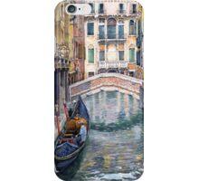 Italy Venice Trattoria Sempione iPhone Case/Skin