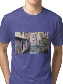 Italy Venice Trattoria Sempione Tri-blend T-Shirt