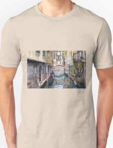 Italy Venice Trattoria Sempione Unisex T-Shirt