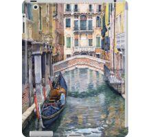 Italy Venice Trattoria Sempione iPad Case/Skin