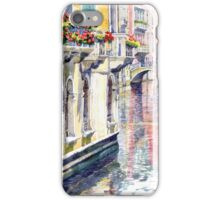 Italy Venice Midday iPhone Case/Skin