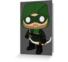 Arrow DC Greeting Card