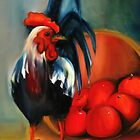 The Rooster did it by Jeff Hunter
