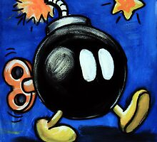 Bob-omb by Mark Gagne