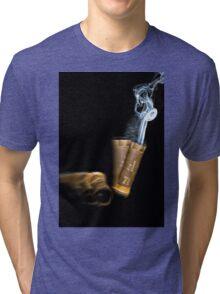Fired.... Tri-blend T-Shirt