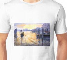 Italy Venice Dawning Unisex T-Shirt