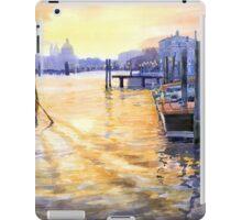 Italy Venice Dawning iPad Case/Skin