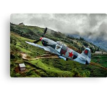 Flight of the Yak Canvas Print