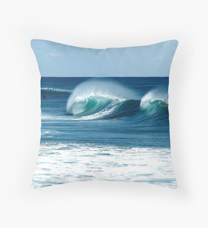 What about me???? Throw Pillow