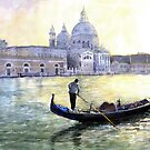 Italy Venice Morning by Yuriy Shevchuk