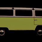 car(toon) - kombi one by craneman