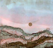 Rose Quartz Dawn by inkapades