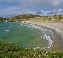 Morar Sands by Kat Simmons