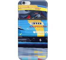 Ferrari 458 Challenge Team Ukraine 2012 iPhone Case/Skin