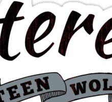 Sterek Sticker