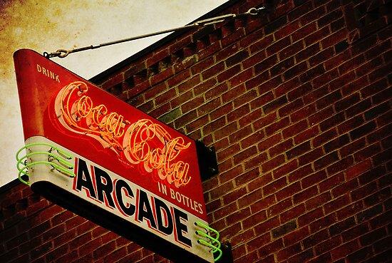 Coca Cola - Arcade by Ryan Houston