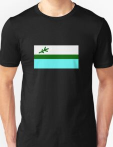 Flag of Labrador, Canada T-Shirt