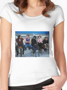 The Breakfast Club Women's Fitted Scoop T-Shirt